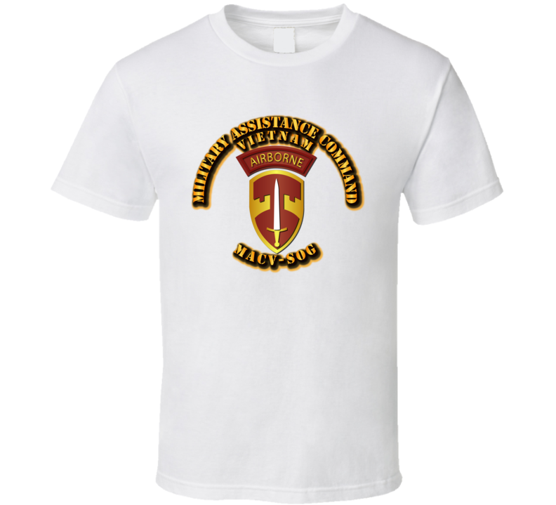 SOF - Early MAC-V SOG T Shirt