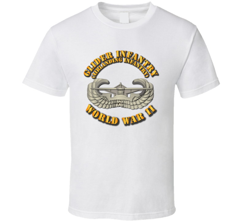 Glider Badge T Shirt