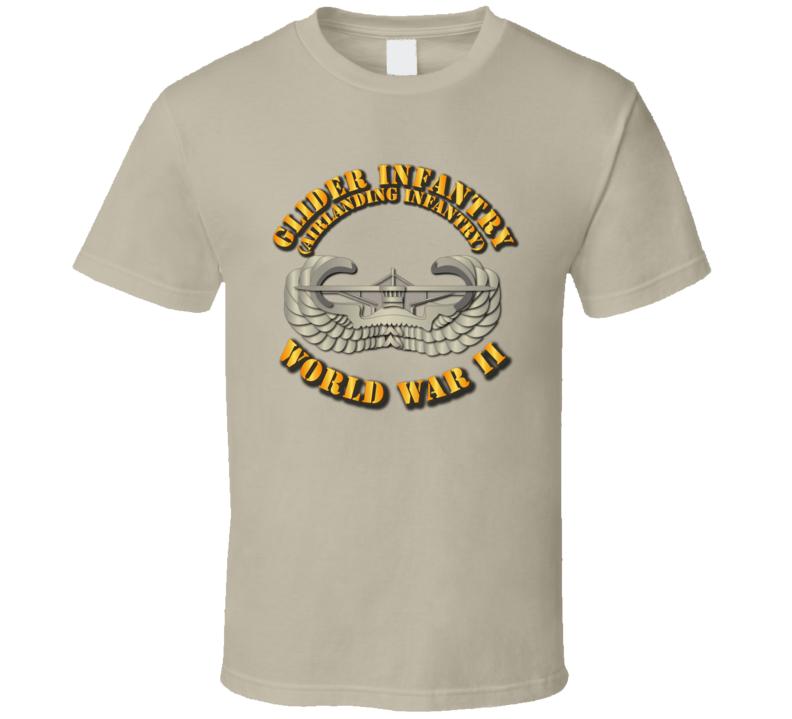 Glider Badge T Shirt