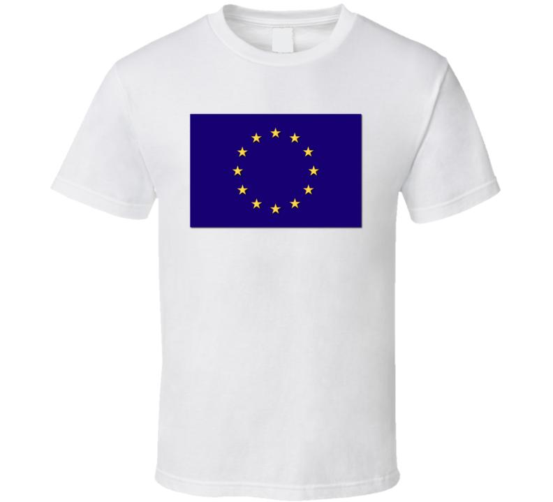 Flag - European Union T Shirt