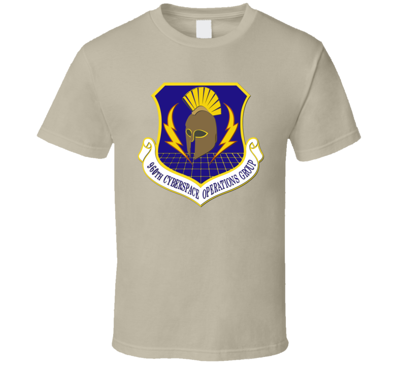 960th Cyberspace Operations Group T Shirt