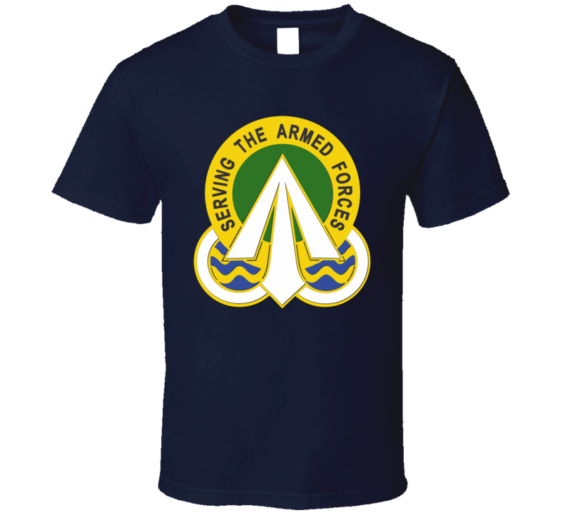 Military Surface Deployment and Distribution Command T Shirt