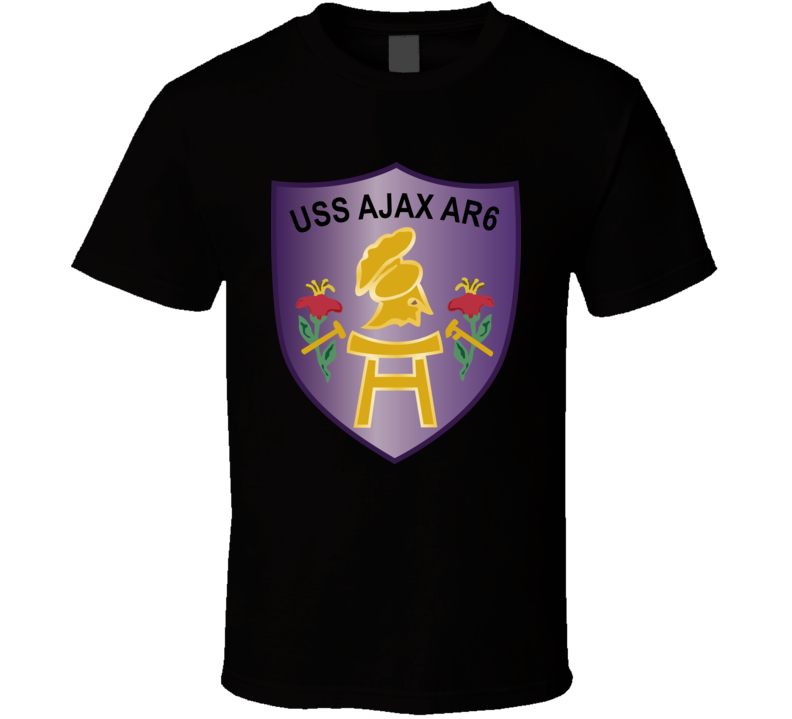 USS - Ajax - AR6 T Shirt