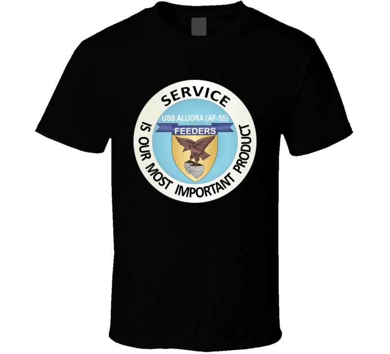 USS - Aludra (AF-55) T Shirt