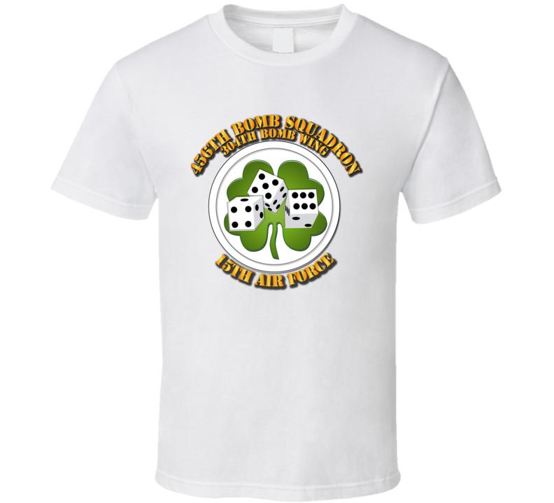 456th Bs - 304th Bw - 15 Af W Txt1 T Shirt