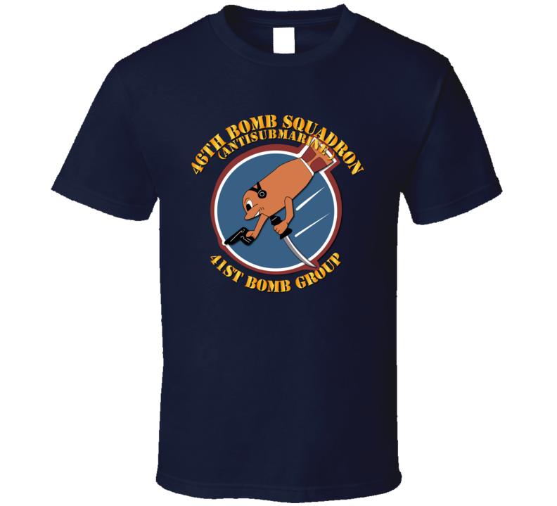 531st  Bs - 380th Bg - 5af W Txt T Shirt