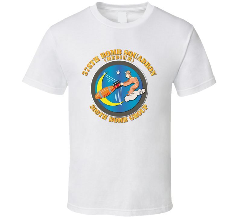 378th Bs - 309th Bg W Txt1 T Shirt