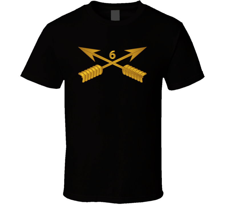 Sof - 6th Sfg Branch Wo Txt T-shirt