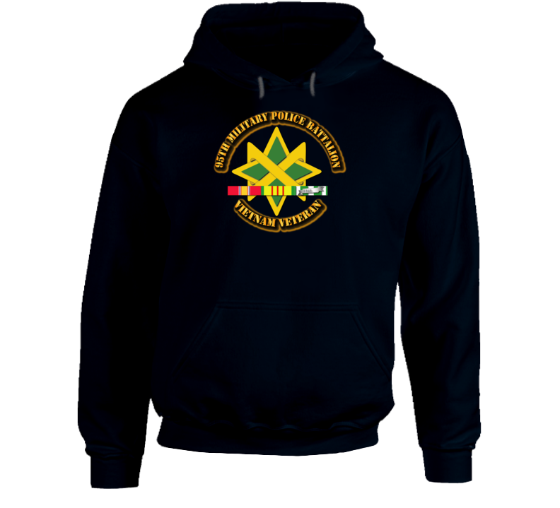 95th Military Police Battalion W Svc - Hoodie