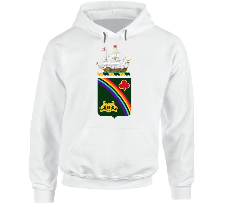 Army - Coa - 165th Infantry Regiment Wo Txt Hoodie