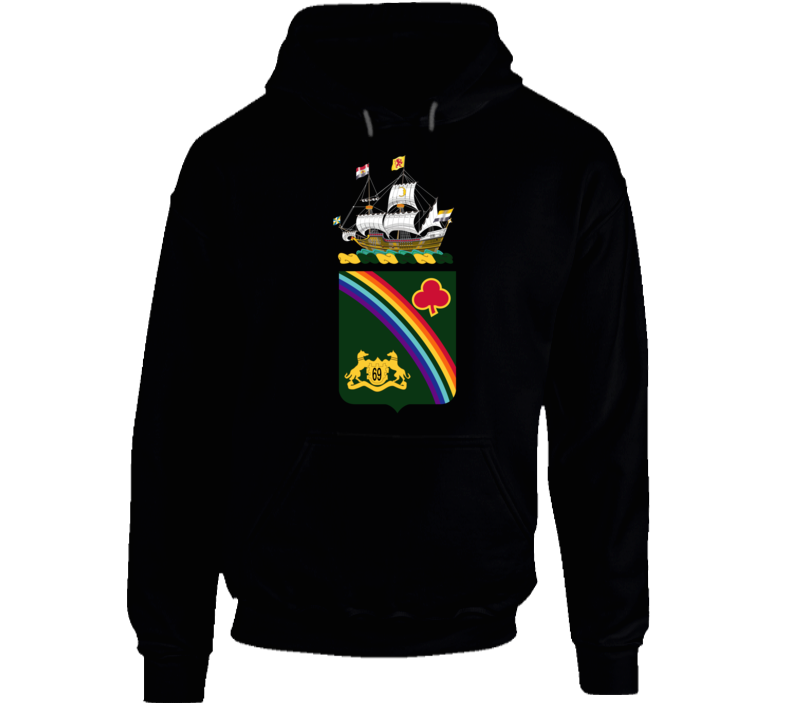 Army - COA - 165th Infantry Regiment wo Txt Hoodie