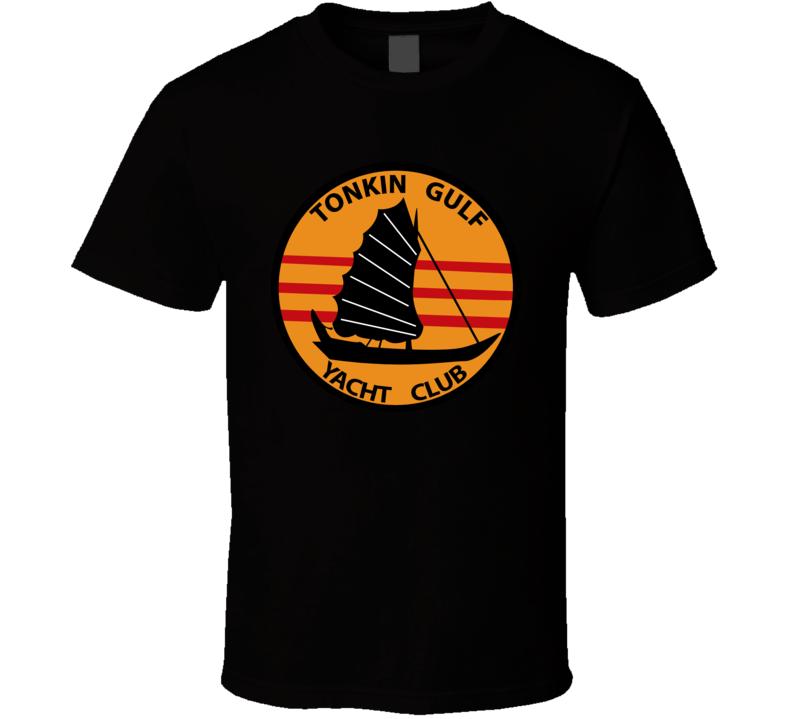 Vietnam - Tonkin Gulf - Yacht Club - T-shirt