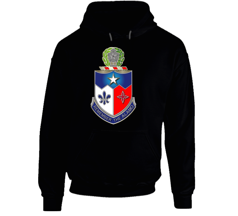 Army - 141st Infantry Regiment Wo Txt - Hoodie