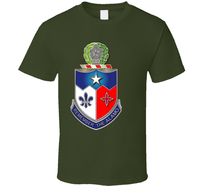 Army - 141st Infantry Regiment Wo Txt - Tshirt