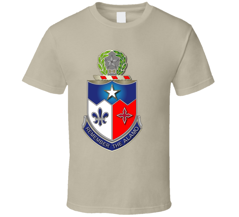Army - 141st Infantry Regiment Wo Txt - Tshirt