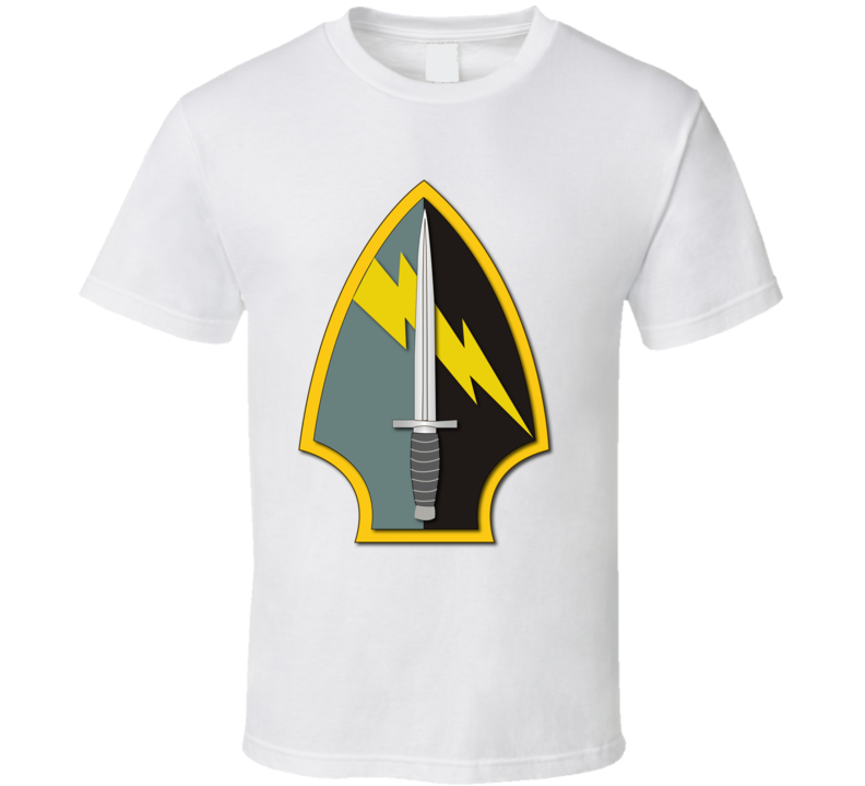 Army - 560th Battlefield Surveillance Brigade - Ssi Wo Txt T-shirt