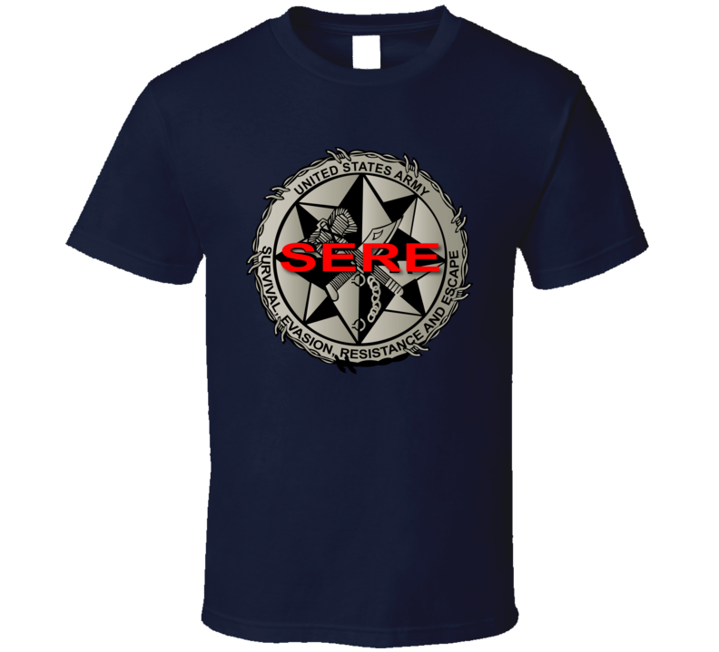 Us Army - Sere W Color 2 T Shirt