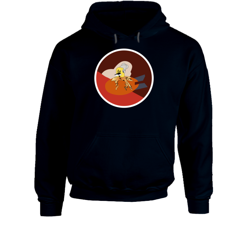 Aac - 418th Bomb Squadron Wwii Wo Txt Hoodie