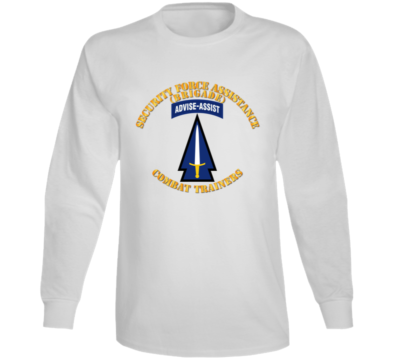 Army - 1st Security Force Assistance Bde - Ssi Long Sleeve