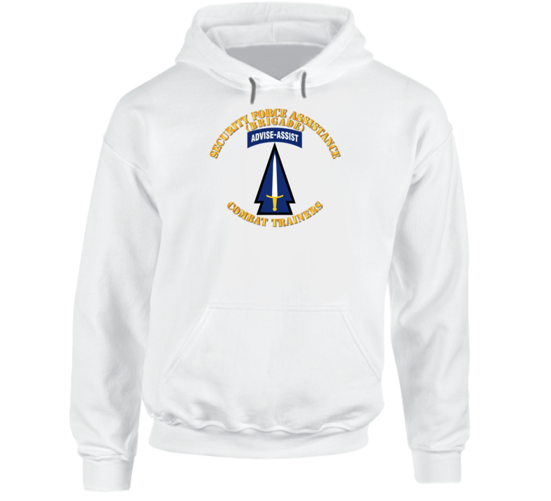 Army - 1st Security Force Assistance Bde - Ssi Hoodie