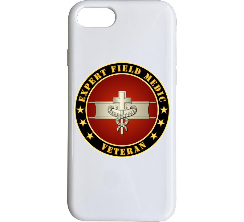 Army - Expert Field Medic Veteran Phone Case