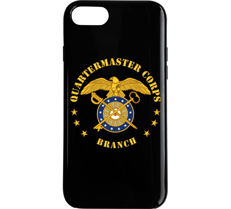 Army - Quartermaster Corps Branch Phone Case