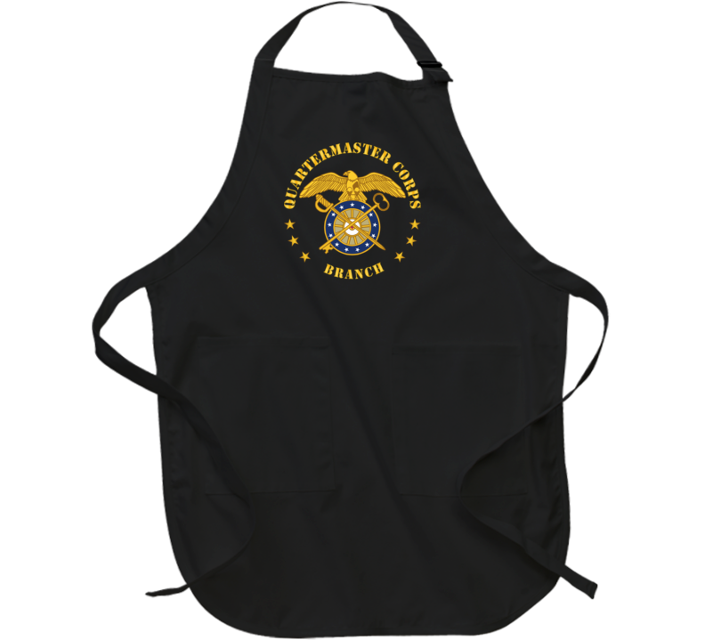 Army - Quartermaster Corps Branch Apron