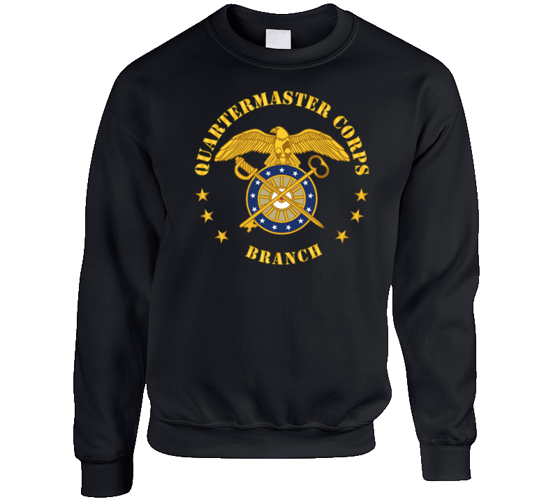 Army - Quartermaster Corps Branch T Shirt