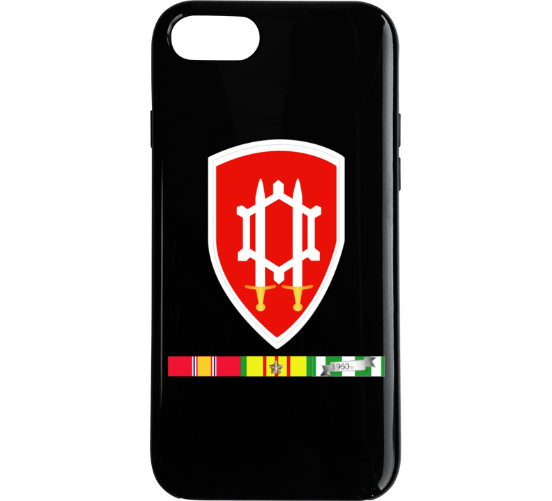 Army - Us Army Eng Cmd Vietnam - Vietnam War W Svc Wo Txt Phone Case