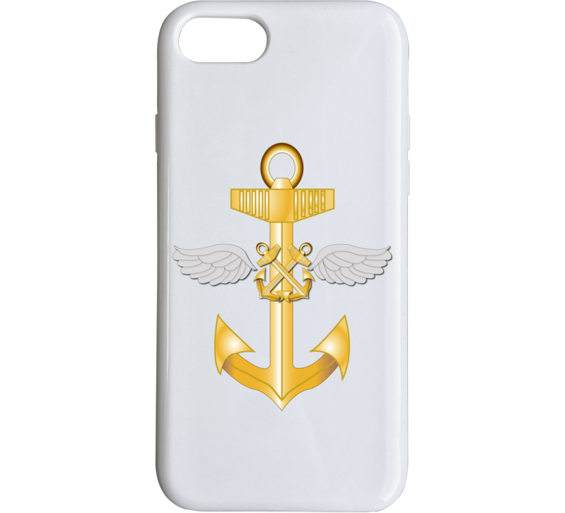 Navy - Rate - Aviation Boatswain's Mate Pin Wo Txt Phone Case