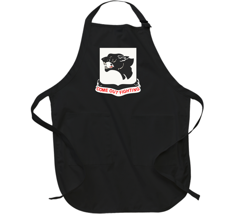 Army - 761st Tank Battalion - Black Panthers wo Txt Apron