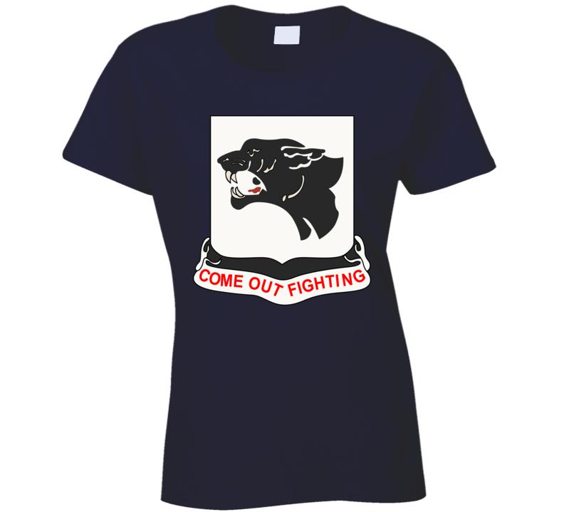 Army - 761st Tank Battalion - Black Panthers wo Txt Ladies T Shirt