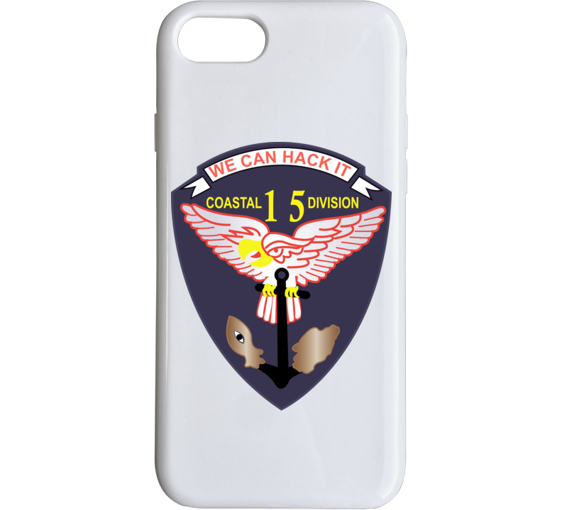 Navy - Vietnam Cbt Vet - Navy Coastal Div 15 - Swift Wo Txt Phone Case
