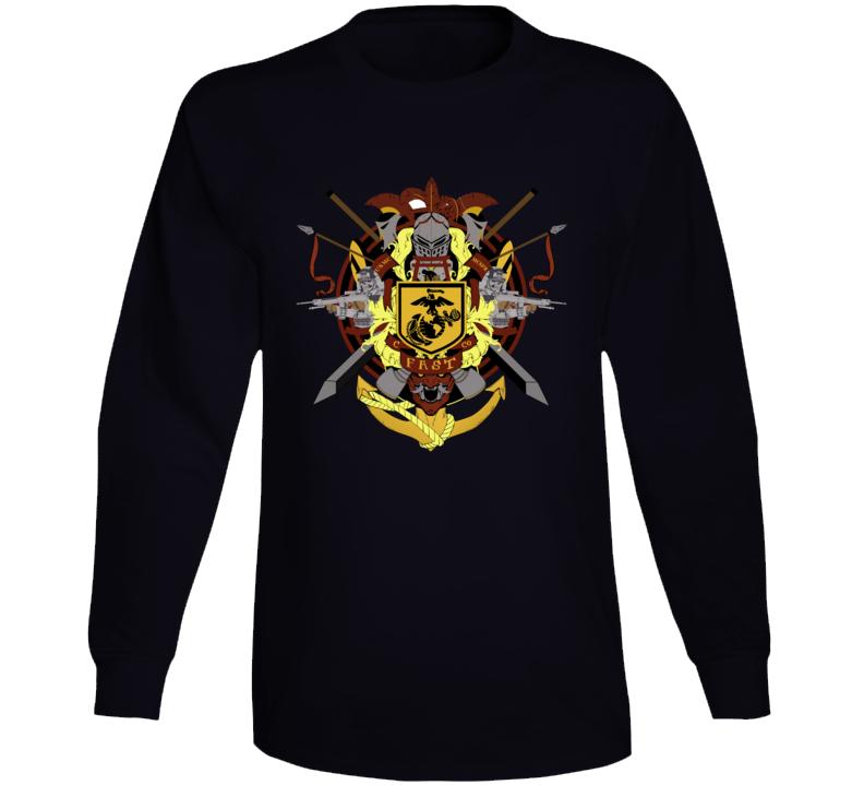 Kymp Logo Long Sleeve T Shirt