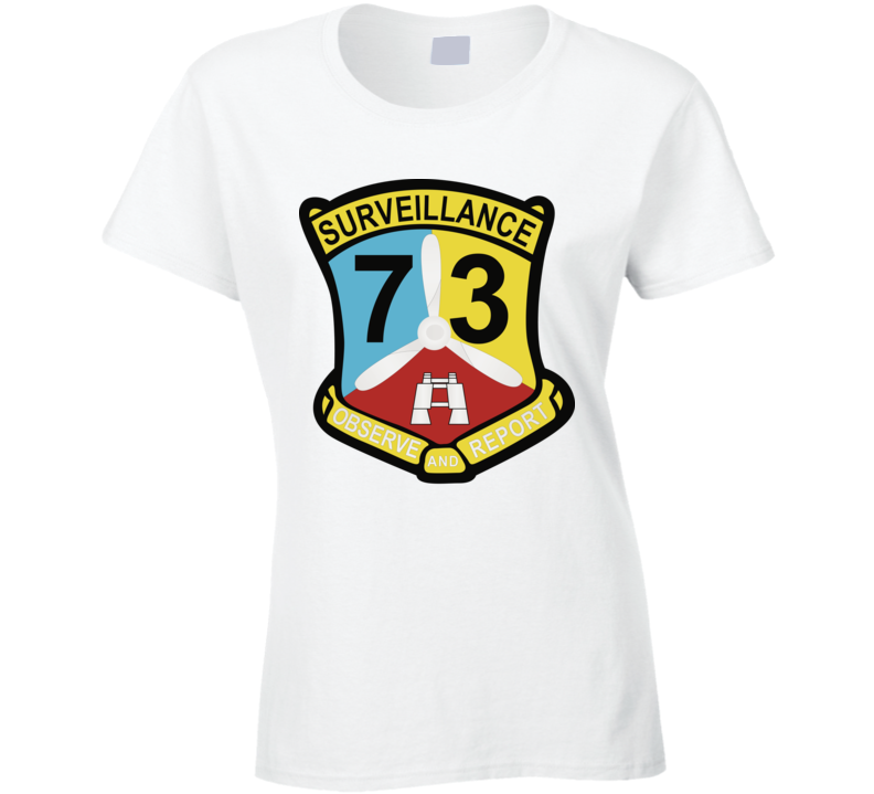 Army - Vietnam Combat Vet - 73rd Aviation Company - Wo Txt Ladies T Shirt