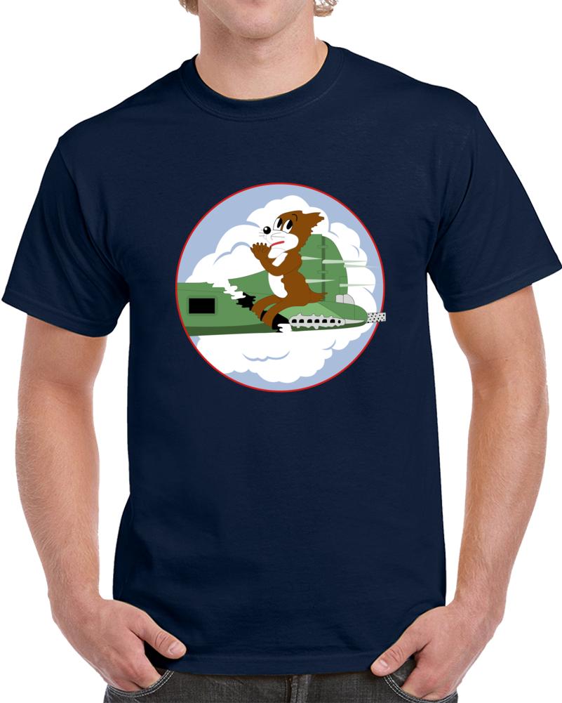 Aac - 414th Bombardment Squadron (heavy) Wo Txt T Shirt