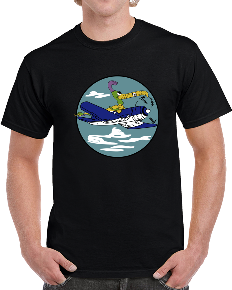 Usmc - Marine Fighter Squadron - Vmf-462 Wo Txt T Shirt