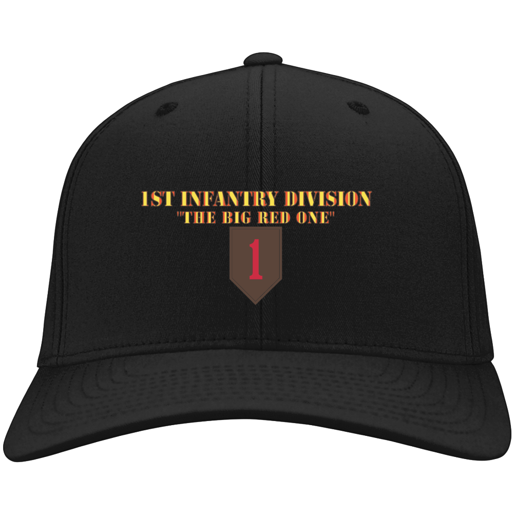 Army - 1st Infantry Division - Big Red One - Hat