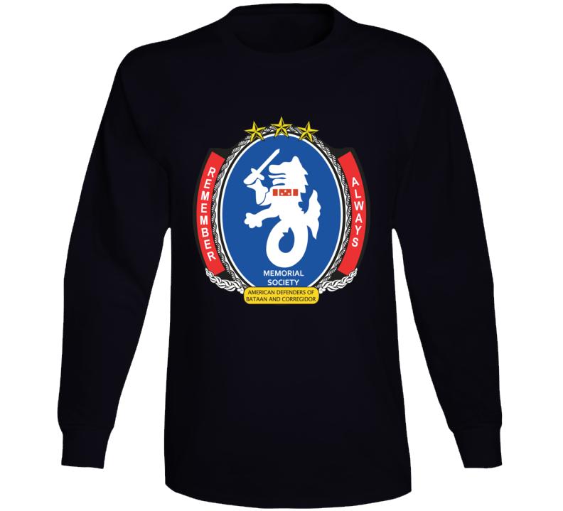 Adbc - Adbc - Ms Logo Long Sleeve T Shirt