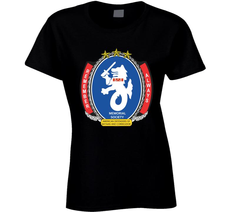 Adbc - Adbc - Ms Logo Ladies T Shirt