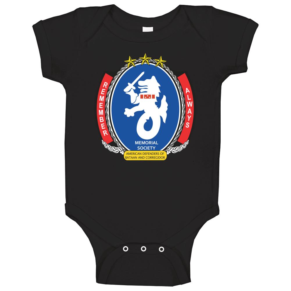 Adbc - Adbc - Ms Logo Baby One Piece