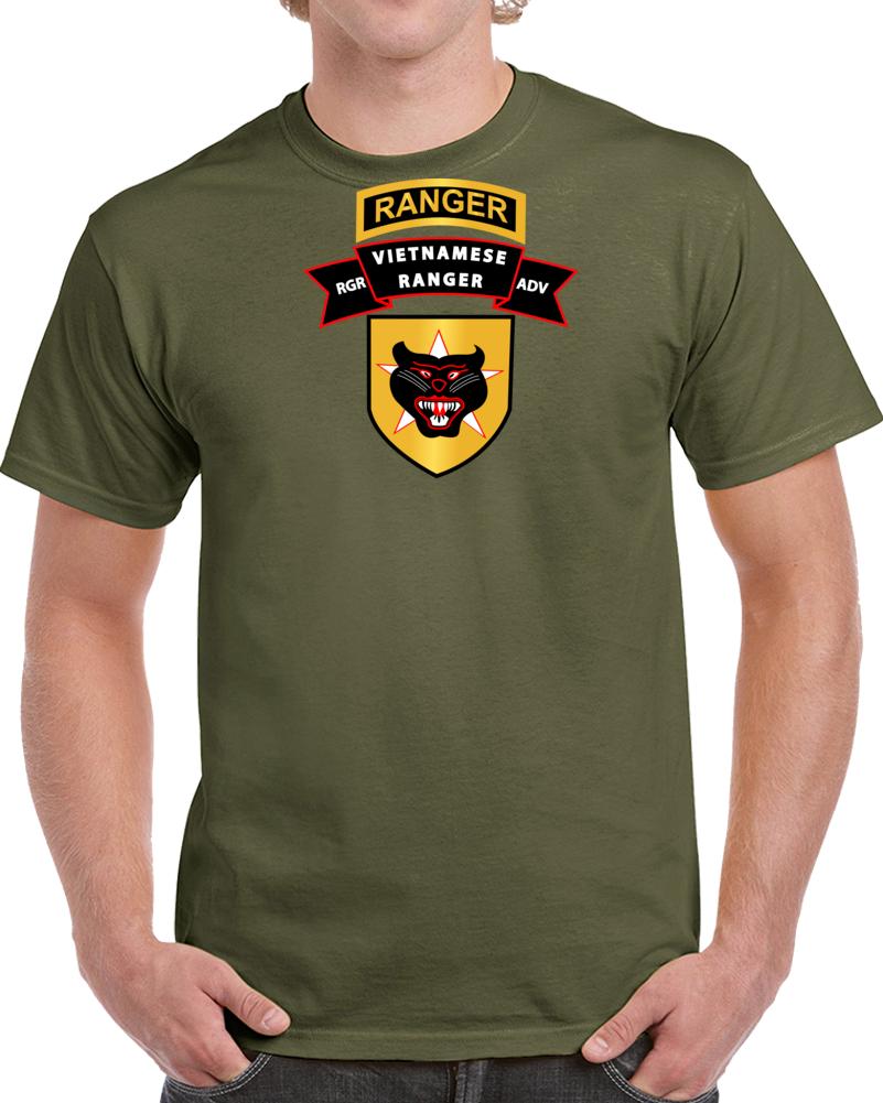 Sof - Ssi - Vietnamese Ranger Advisor X 300 T Shirt