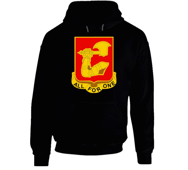 Army - 40th Artillery Wo Txt Hoodie