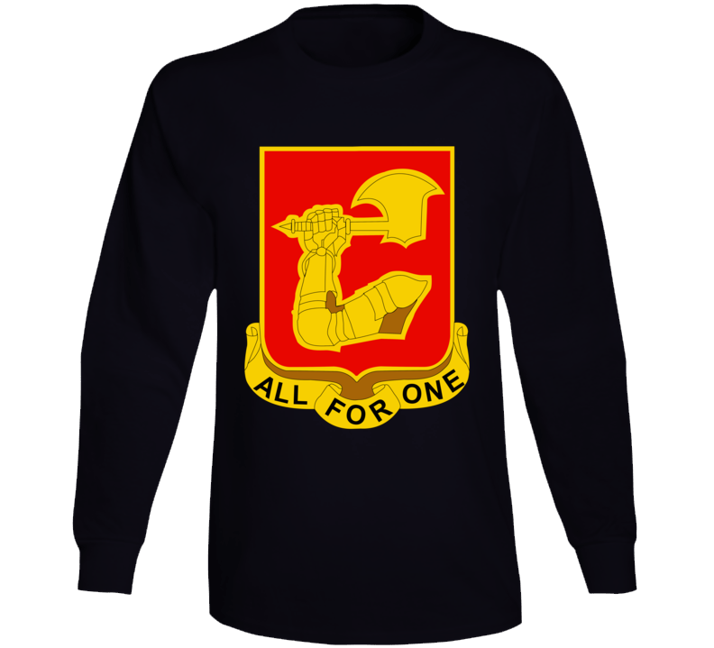 Army - 40th Artillery Wo Txt Long Sleeve T Shirt