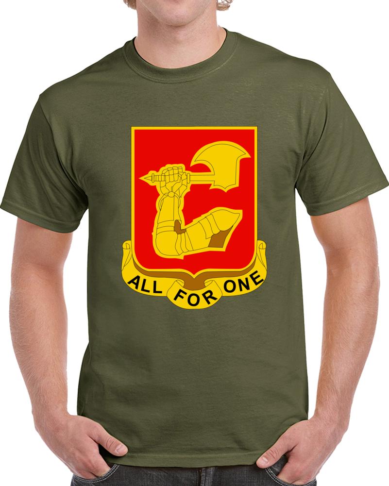 Army - 40th Artillery Wo Txt T Shirt