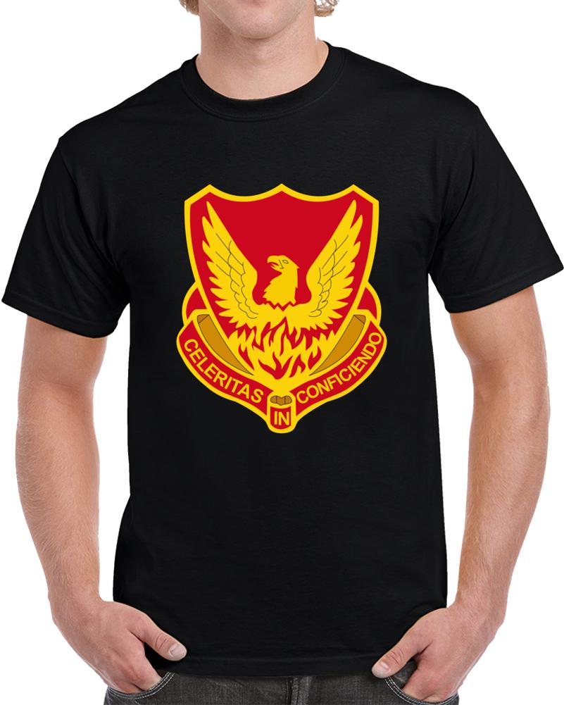 Army - 39th Field Artillery Regiment Wo Txt T Shirt