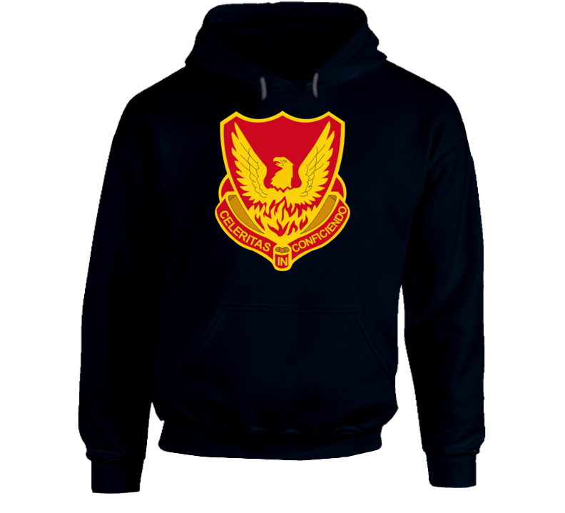 Army - 39th Field Artillery Regiment Wo Txt Hoodie