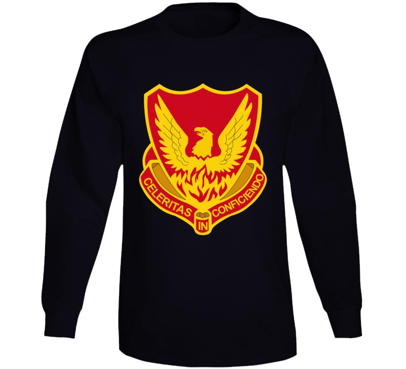 Army - 39th Field Artillery Regiment Wo Txt Long Sleeve T Shirt