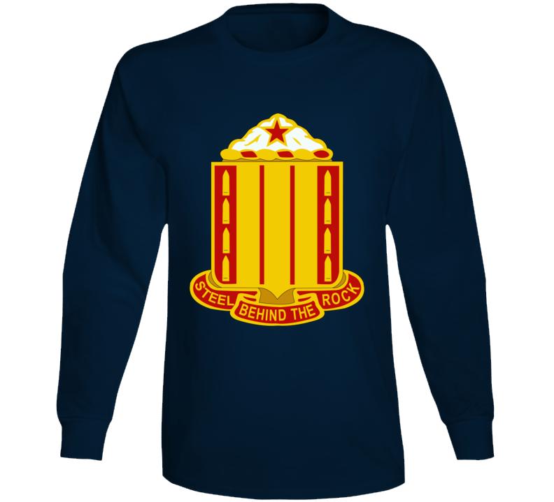 Army - 38th Field Artillery Regiment Wo Txt Long Sleeve T Shirt
