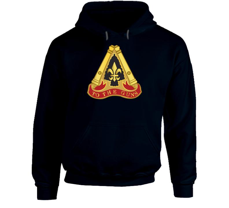 Army - 54th Field Artillery Brigade Wo Txt Hoodie